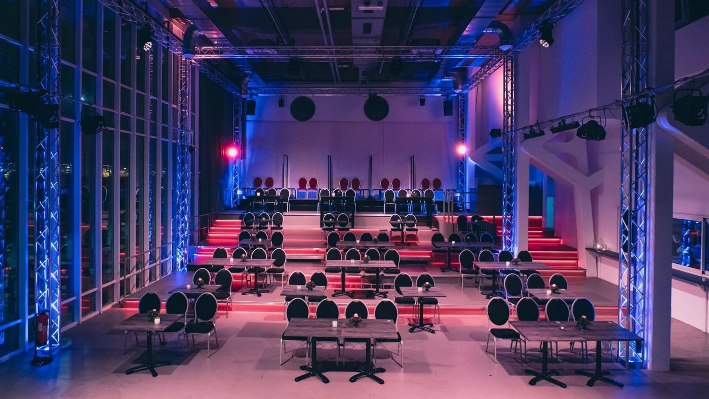 Opernloft im Alten Fährterminal Altona   Theater in Hamburg